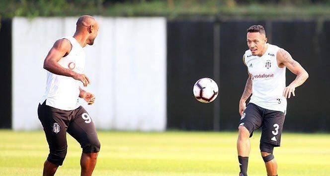 Beşiktaş, Yeni Malatyaspor hazırlıklarını sürdürdü