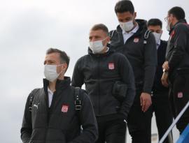 Demir Grup Sivasspor Rize'de