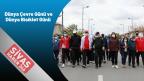 Çevre İçin Yürüyüş Yapıp Pedal Çevirdiler