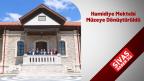 Hamidiye Mektebi Müzeye Dönüştürüldü