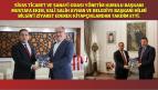 Başkan Eken: Sivas'ı YHT'ye Hazırlıyoruz