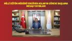 Milli Eğitim Müdürü Ergüven Aslan'ın Göreve Başlama Mesajı Yayınladı