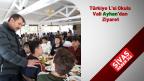 Türkiye 1.'si Okula Vali Ayhan'dan Ziyaret