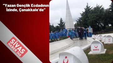 Dereceye Giren Öğrenciler Çanakkale Gezisi İle Ödüllendirildi